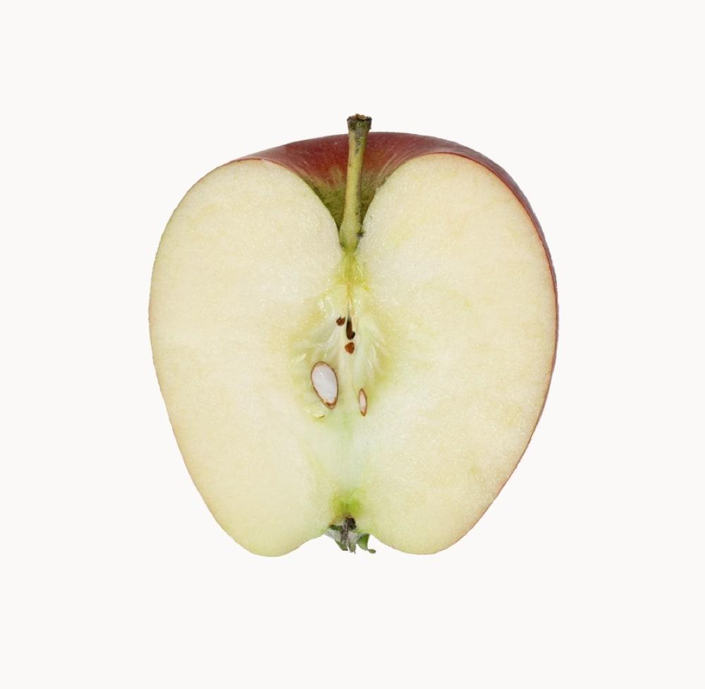 Biosuedtirol Braeburn Detail Sliced